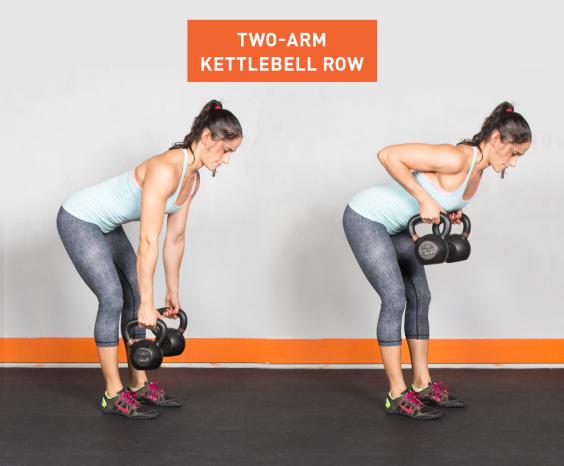 22 Kettlebell Exercise: Kettlebell Workouts For Women ...