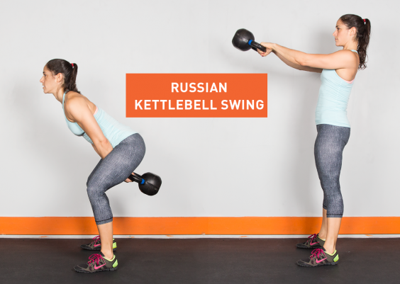 22 Kettlebell Exercise Kettlebell Workouts For Women