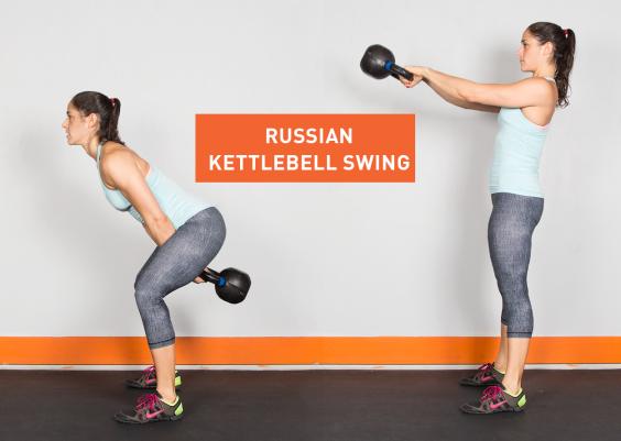 Kettlebell Exercises Configure Express Dunedin