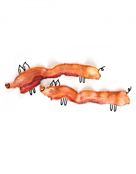 Kind - Bacon With Cholesterol