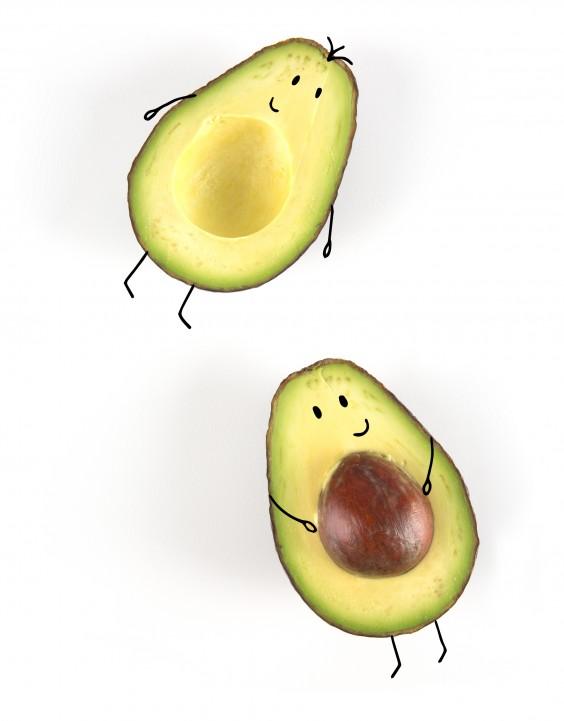 Healthy Fats - Avocado