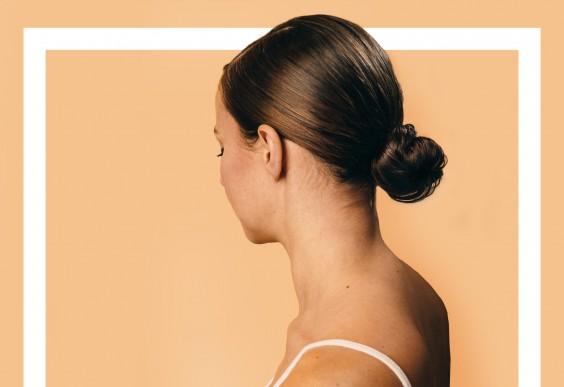 Hair Styling Tips: Slick Low Bun