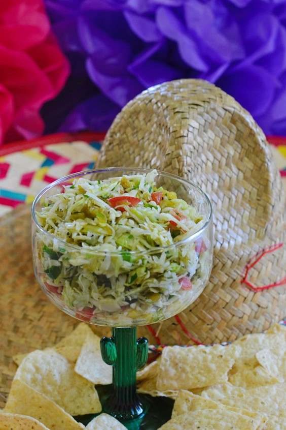 Easy cabbage recipes youve never tried before greatist 3 cabbage salsa forumfinder Image collections