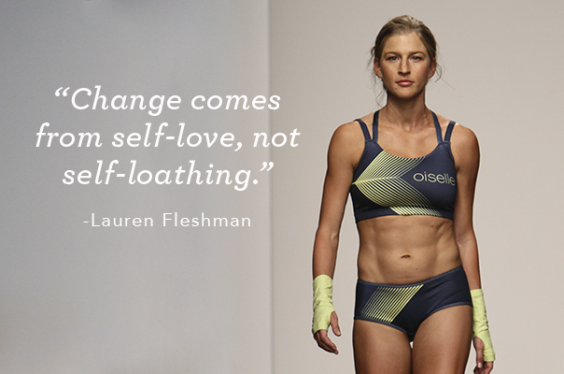 Lauren Fleshman Quote
