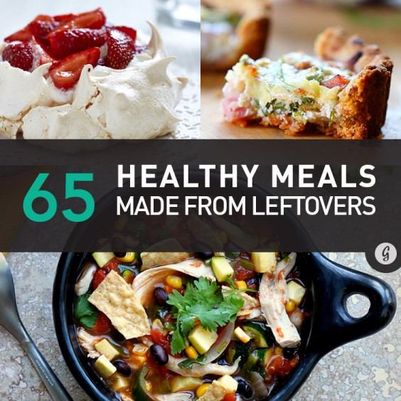 Never Waste Food (or Money) Again With These Meal Ideas
