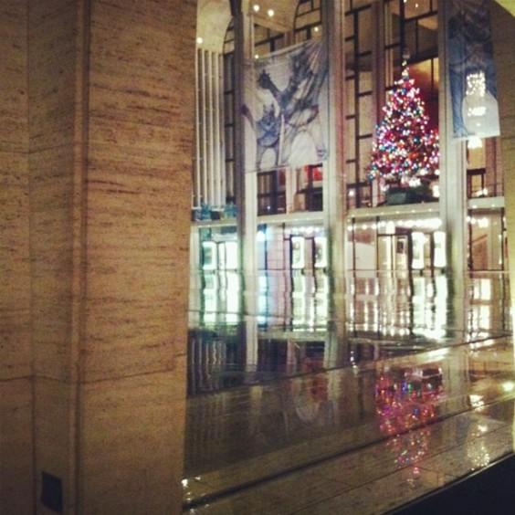Lincoln Center Instagram - Jenny McCoy