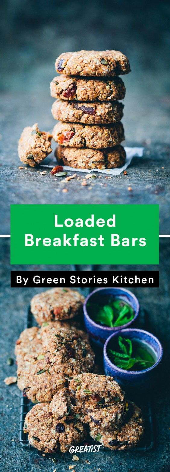 Travel Snacks: Breakfast Bars