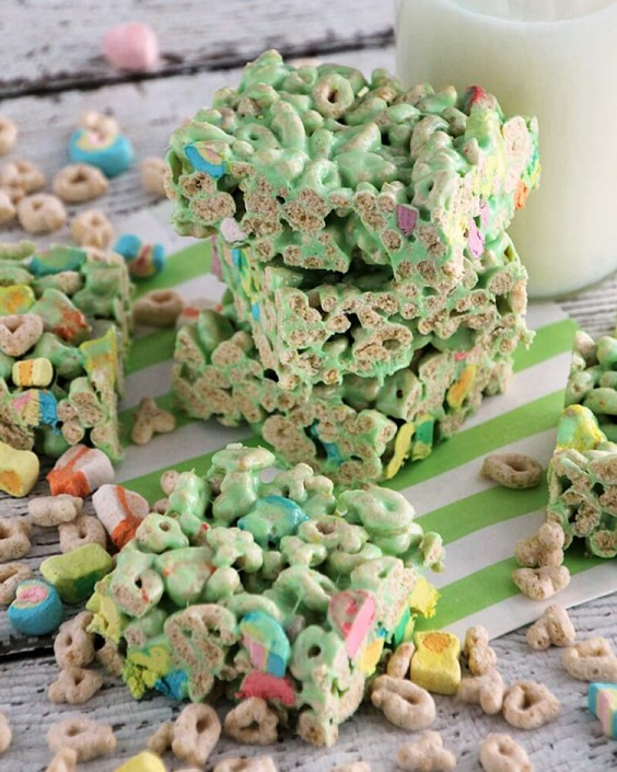 Lucky Leprechaun Treats
