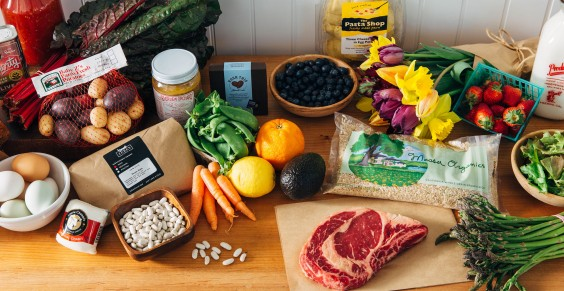 Healthy Subscription Box Meals: Luke's Local