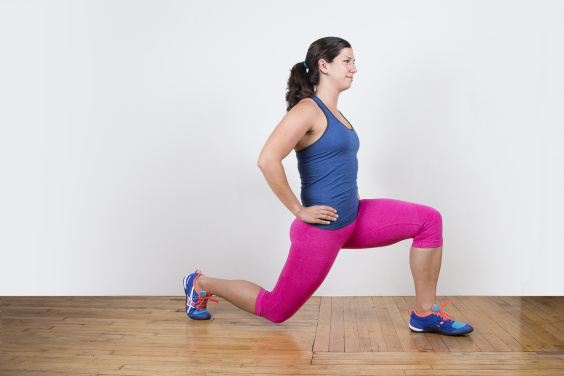 32 Lunge Variations To Keep Things Interesting And