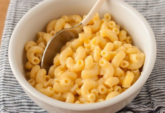 Microwave Mac and Cheese