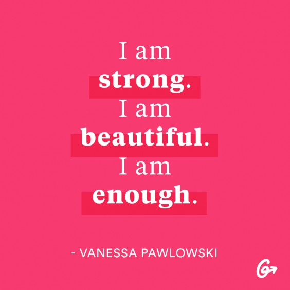 body image positive mantras to say in the mirror greatist