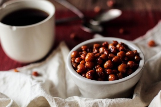 Maple Chickpeas