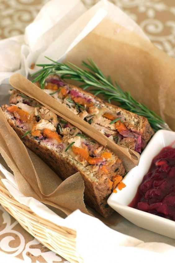 Leftover turkey recipes 23 healthier meals to eat after for How to make leftover turkey sandwich