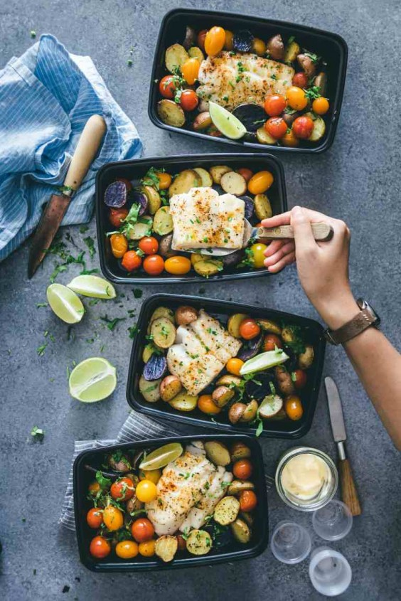 Easy meal prep ideas in 30 minutes or less greatist photo meal prep on fleek forumfinder Images