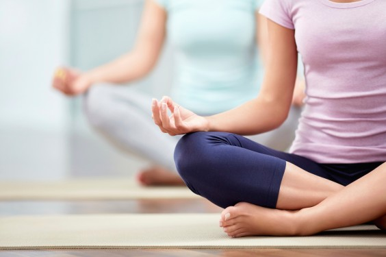 32 Ways to Avoid Holiday Weight Gain: Meditate