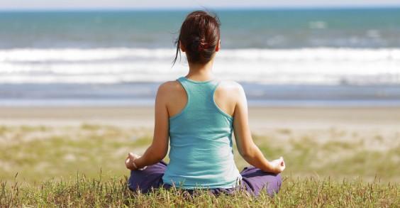 Kicking off Meditation