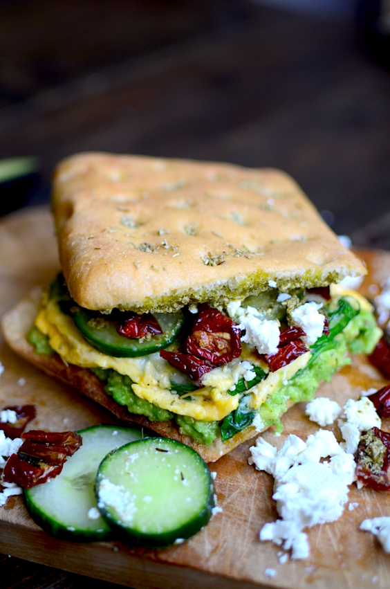 Sandwich Recipes: 29 Delicious Ways to Upgrade a Sandwich | Greatist