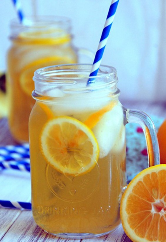 Picnic: Lemon Iced Tea