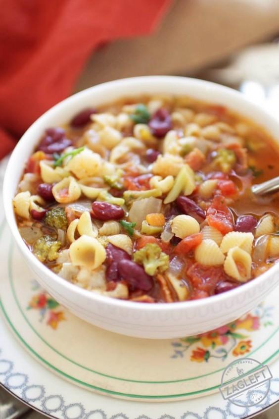 Minestrone Soup Recipe