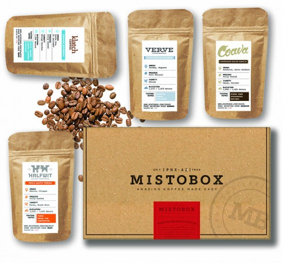 Subscription Box Healthy Snacks: Mistobox