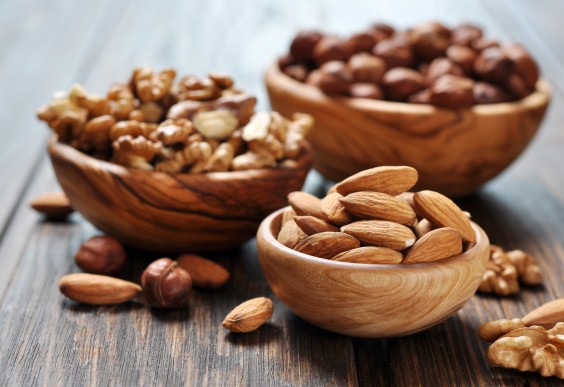 62. Raw Nuts for Nut Butter