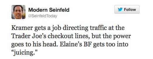 Seinfeld Today