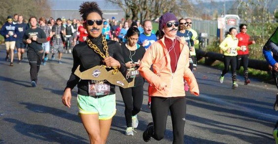 Themed Races: Mustache Dache