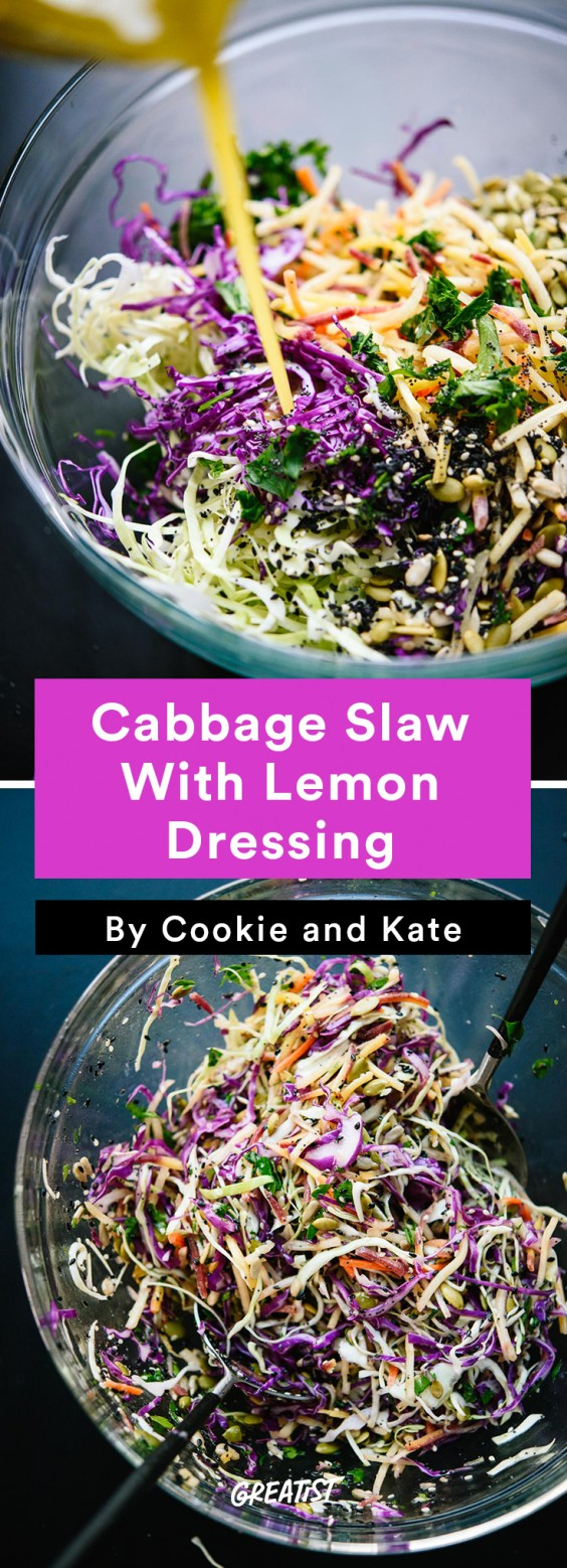 cookie and kate game day: Cabbage Slaw