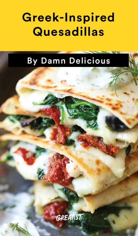 Damn Delicious 2: Quesadillas