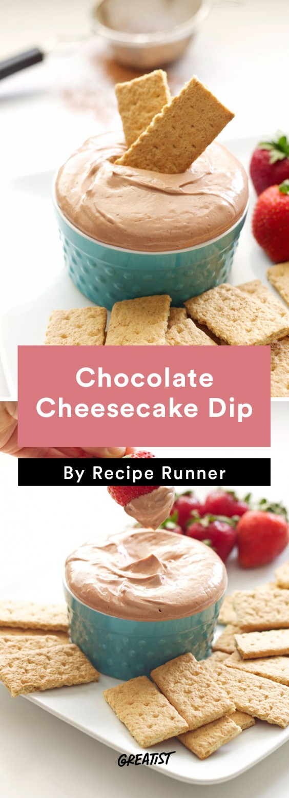 Better Dips: Cheesecake