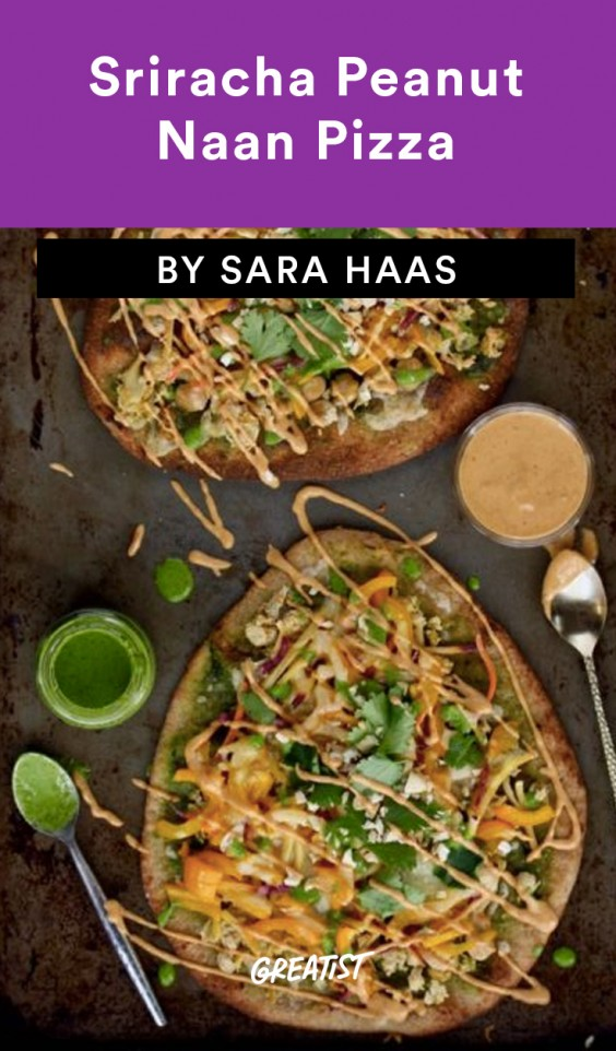 Naan Pizza Recipes: 9 Easy Ways to Make Pizza at Home