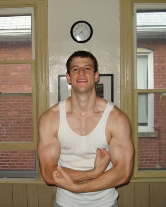 Nick Eckhart Bodybuilding
