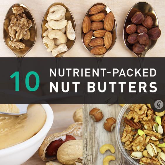 Nut Butter Alternatives