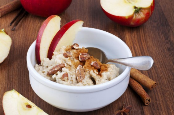 Oatmeal in an Instant