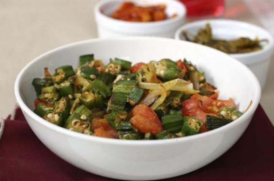 Spicy Veggies