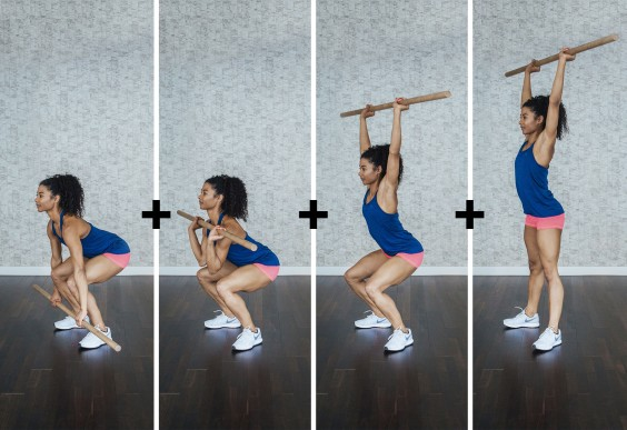 Olympic Lifts: 6 Basics to Help You Get Started