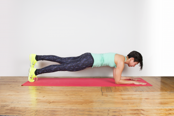 Plank: How to Do a Perfect Plank | Greatist