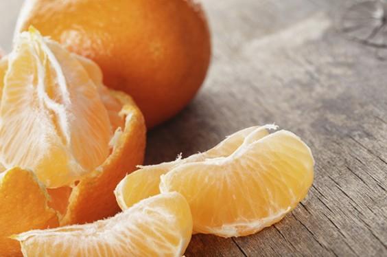 Non-Dairy Sources of Calcium: Oranges