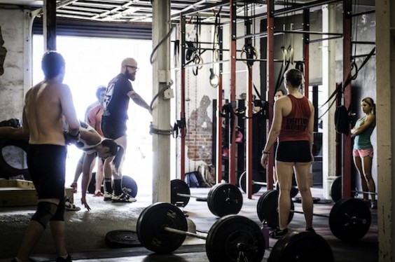 Outlaw CrossFit