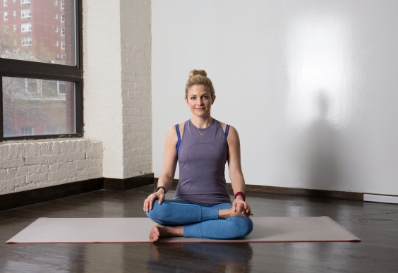 Ankle-to-Knee Pose