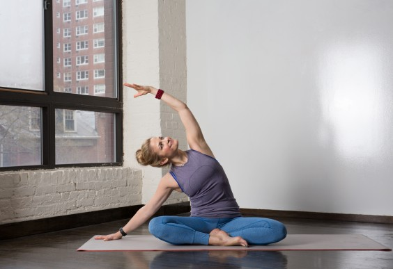 Seated Side Bend