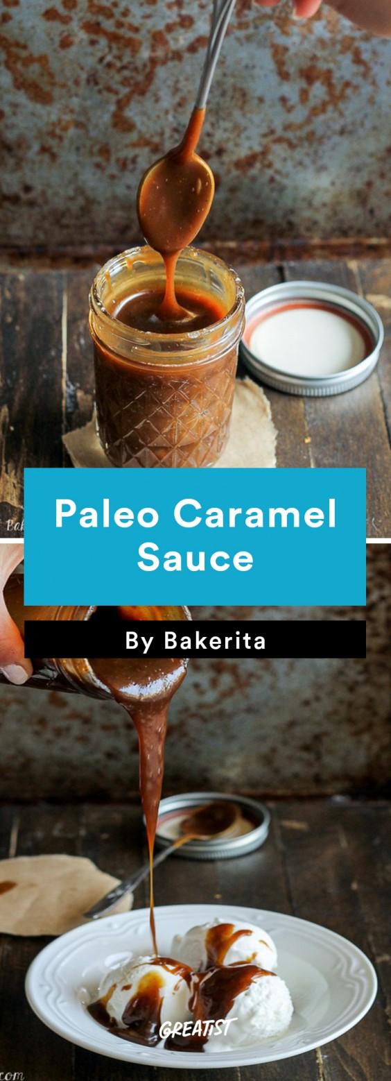 edible gifts: Paleo Caramel Sauce