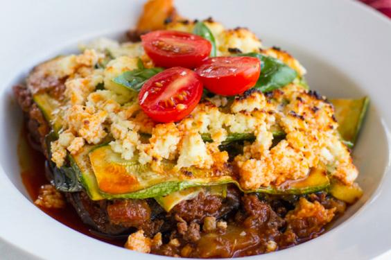Paleo Lasagna Recipe