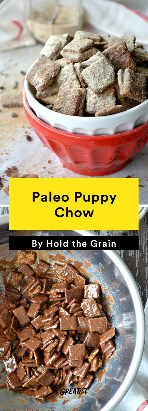 Paleo Puppy Chow