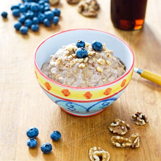 Low-Carb Breakfasts: Paleo Instant Oatmeal