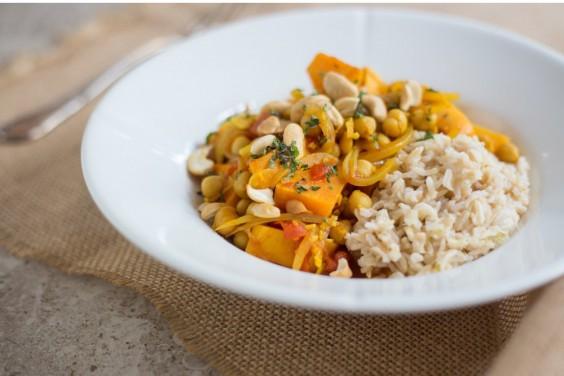 Healthy Subscription Box Meals: PeachDish