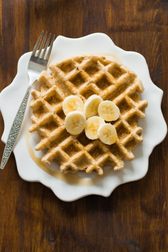 Healthy Waffle Recipes That Put Them Back in the Spotlight