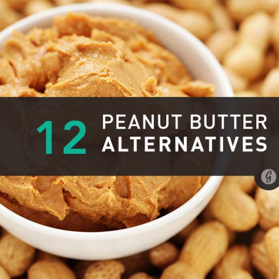 12 Healthy Peanut Butter Alternatives