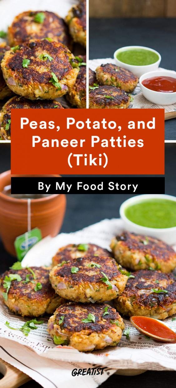 my food story: Tiki
